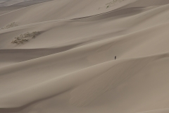 Lost on the Dunes
